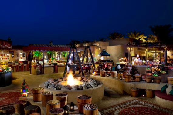 Die angesagtesten Restaurants und Bars in Dubai