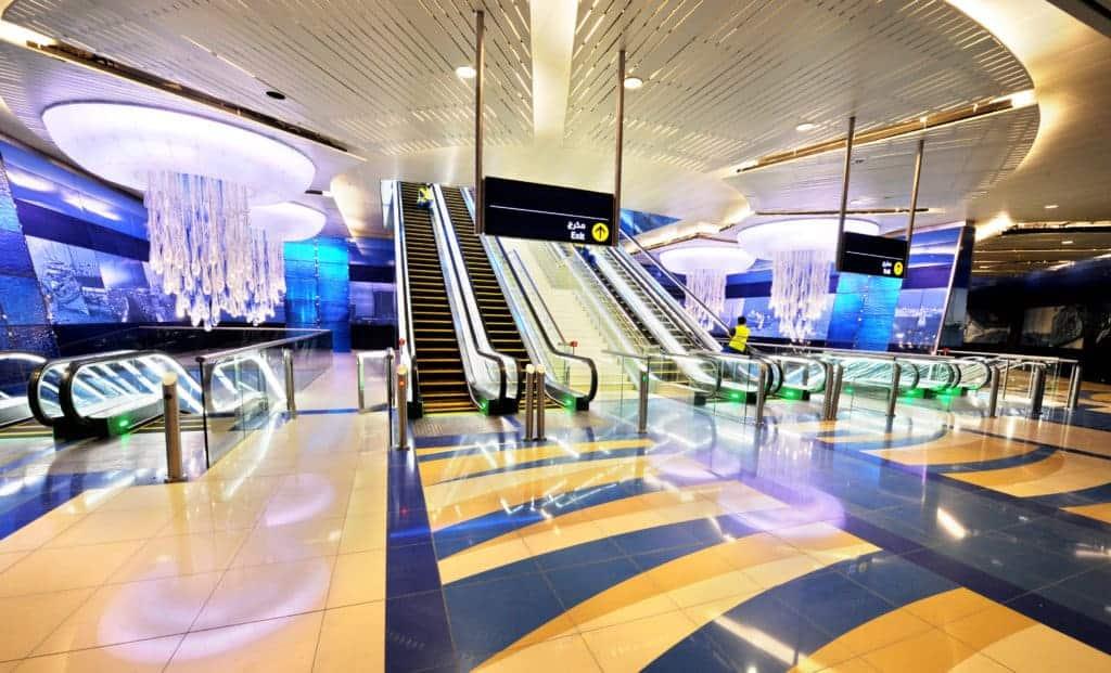Metrokunst Dubai