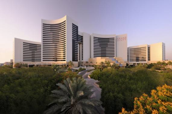 Grand Hyatt Dubai senkt CO2 Bilanz