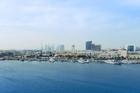 Dubai Ferry: Neue Route