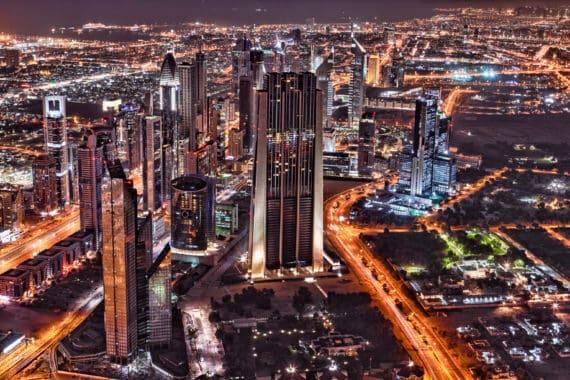 Dubai 360: Erster virtueller Stadtrundgang