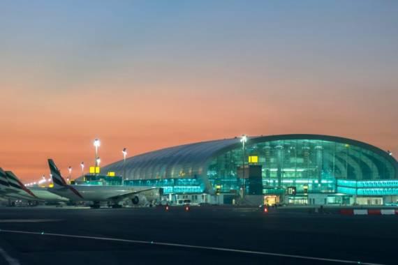 Neuer Flughafen Al Maktoum International in Betrieb genommen