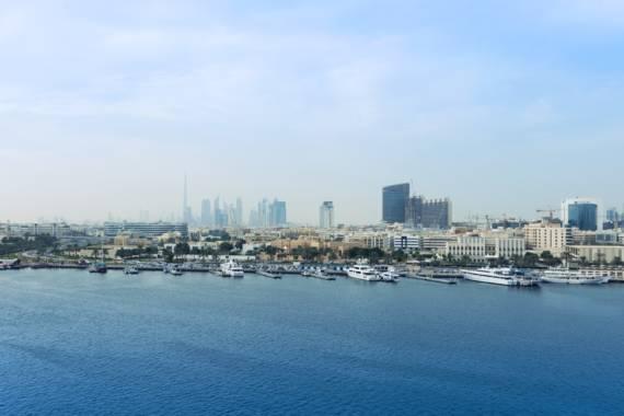 Drohnen-Taxi-Service in Dubai