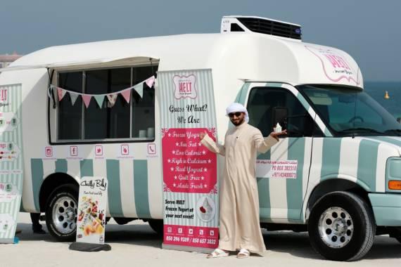 Dubai: Street Food Trend