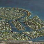 Deira Island Fortschritte Dubai