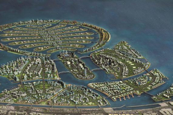 Deira Island mit großen Fortschritten