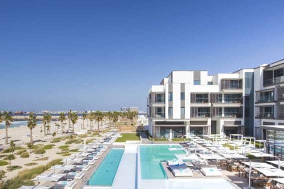Neue Hotels: Nikki Beach & Al Naseem