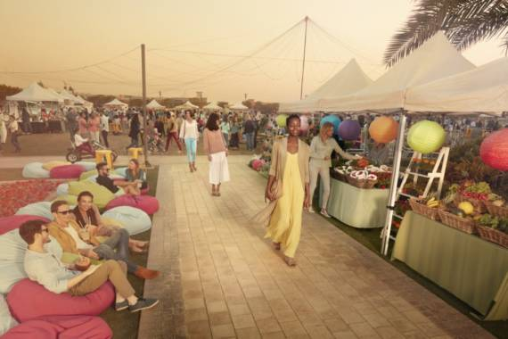 Dubai mal anders