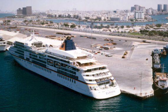 Mina Rashid: Dubais Luxus-Kreuzfahrthafen