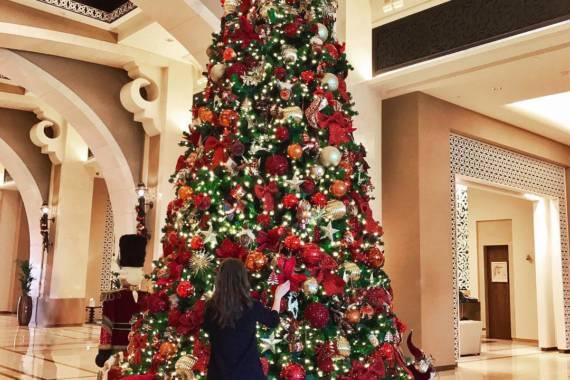 Weihnachten und Silvester 2017 in Dubai