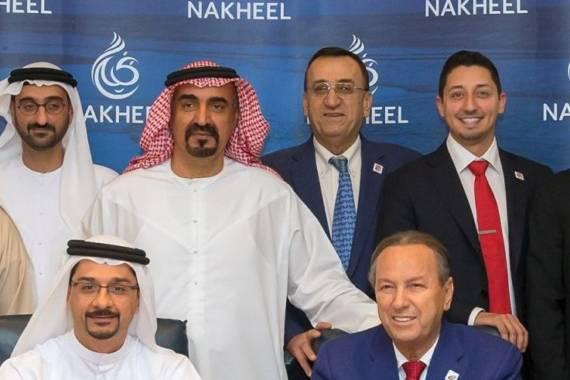 Bauvertrag für Deira Mall unterzeichnet