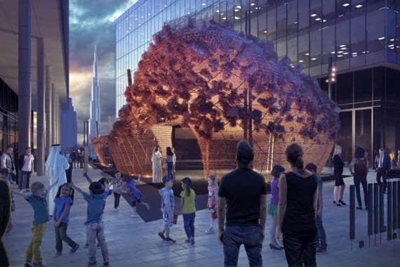 Dubai Design Week: Eine Woche voller Rekorde
