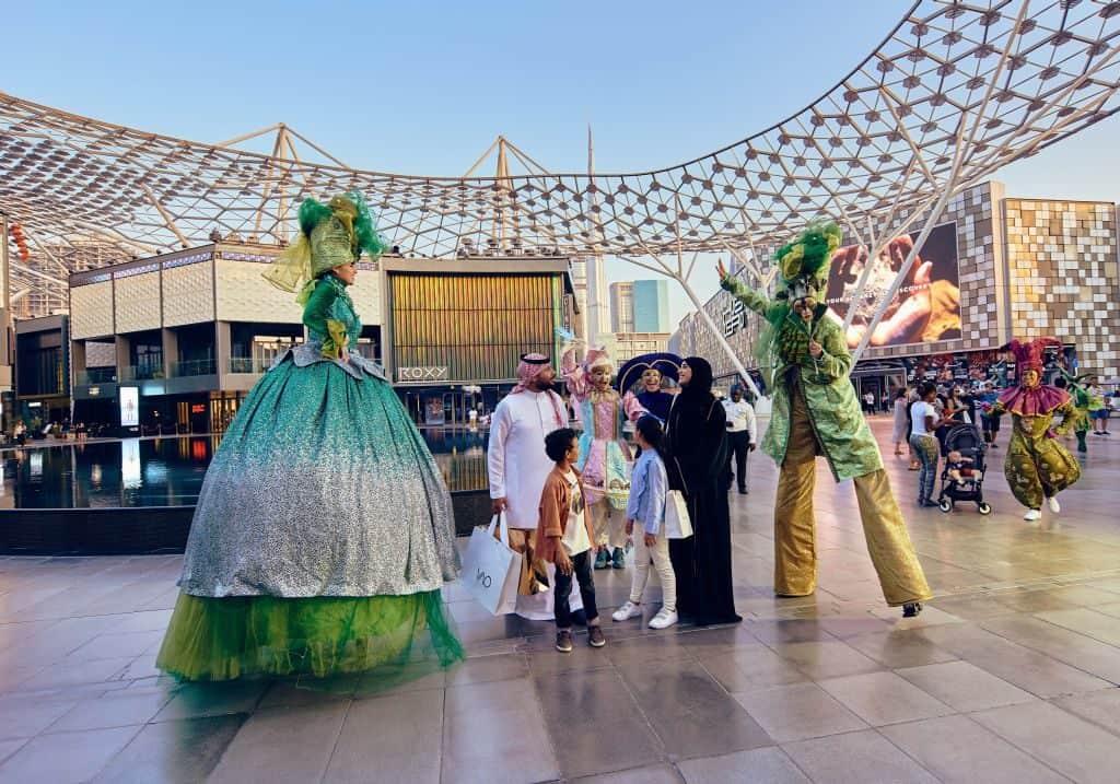 Dubai mit Kindern IMG Worls of Adventure