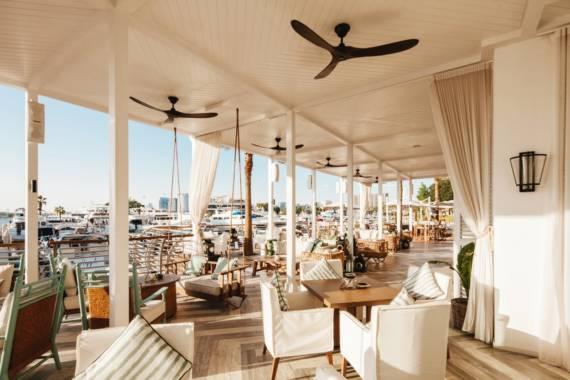 The Promenade: Drei Restaurant-Neueröffnungen im Park Hyatt Dubai