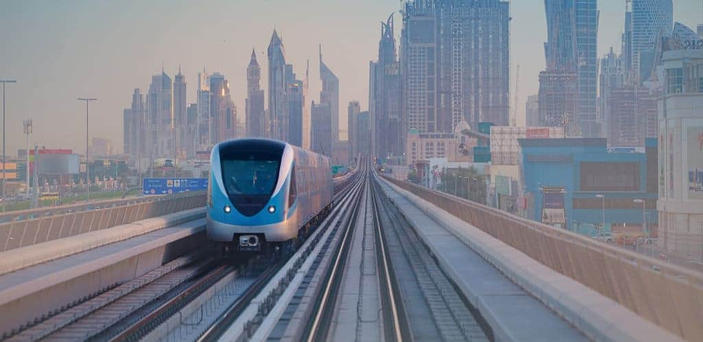 Transport Dubai Metro