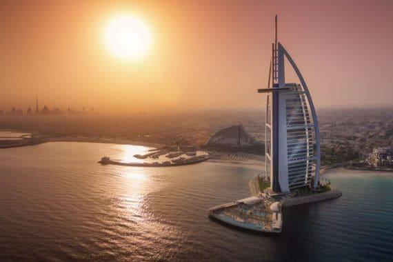 Jumeirah erreicht 10 Millionen Besucher