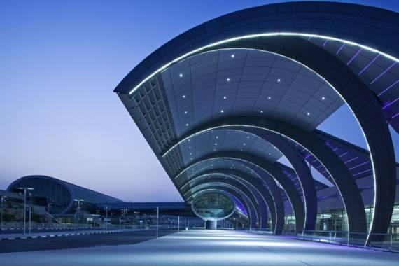 25 Sprachen am Dubai-Airport