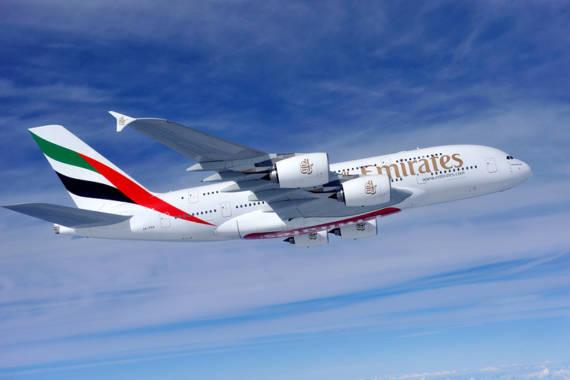 Neuer Check-in Service von Emirates