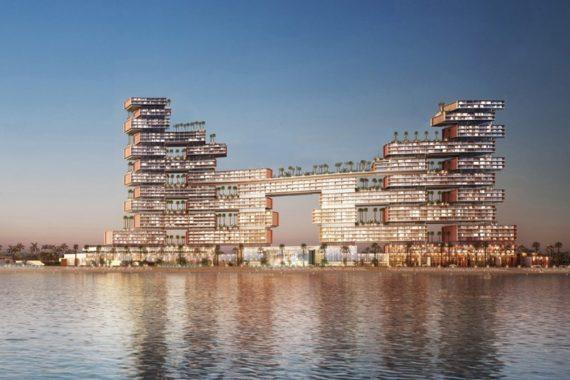 Neues Hotel in Dubai: Royal Atlantis Resort