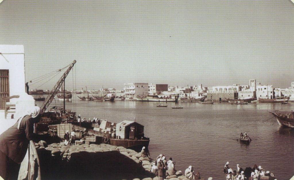 Dubai Geschichte 1960