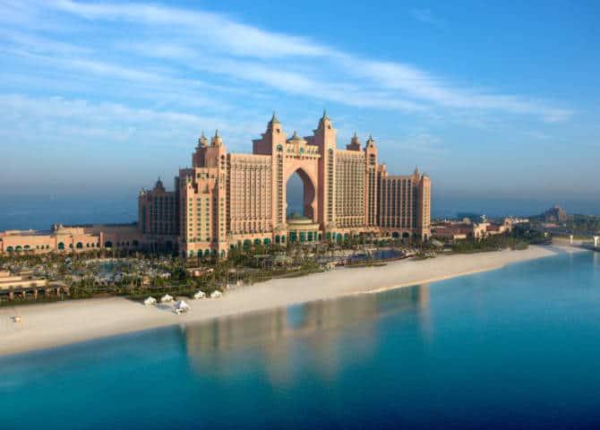 Dubai Hotels Atlantis