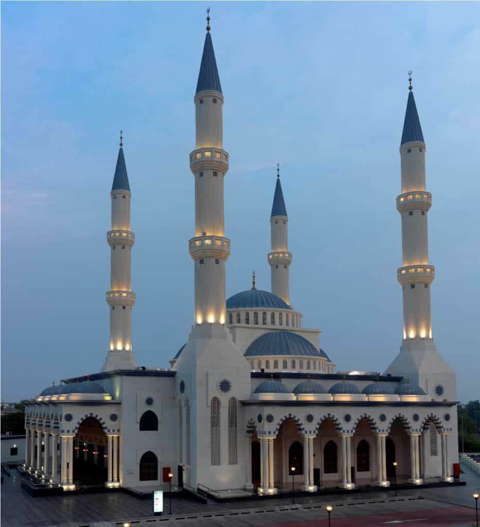 Al Farooq Moschee Dubai