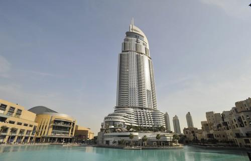 Dubai Geschichte Zukunft und heute
