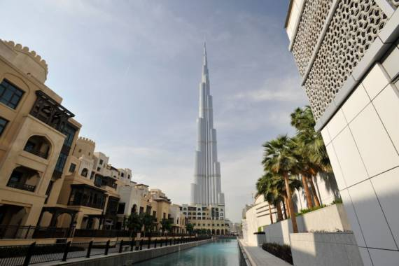 Dubai Stadtrundfahrt