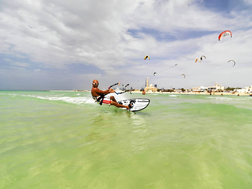Dubai Sport Kite Beach