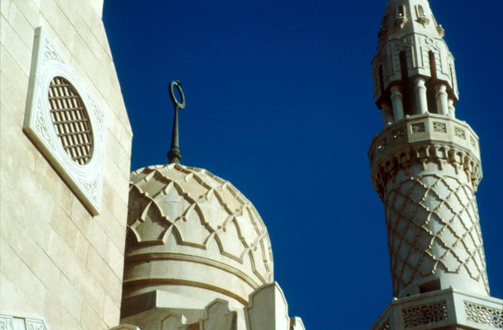 Dubai Religion Moschee
