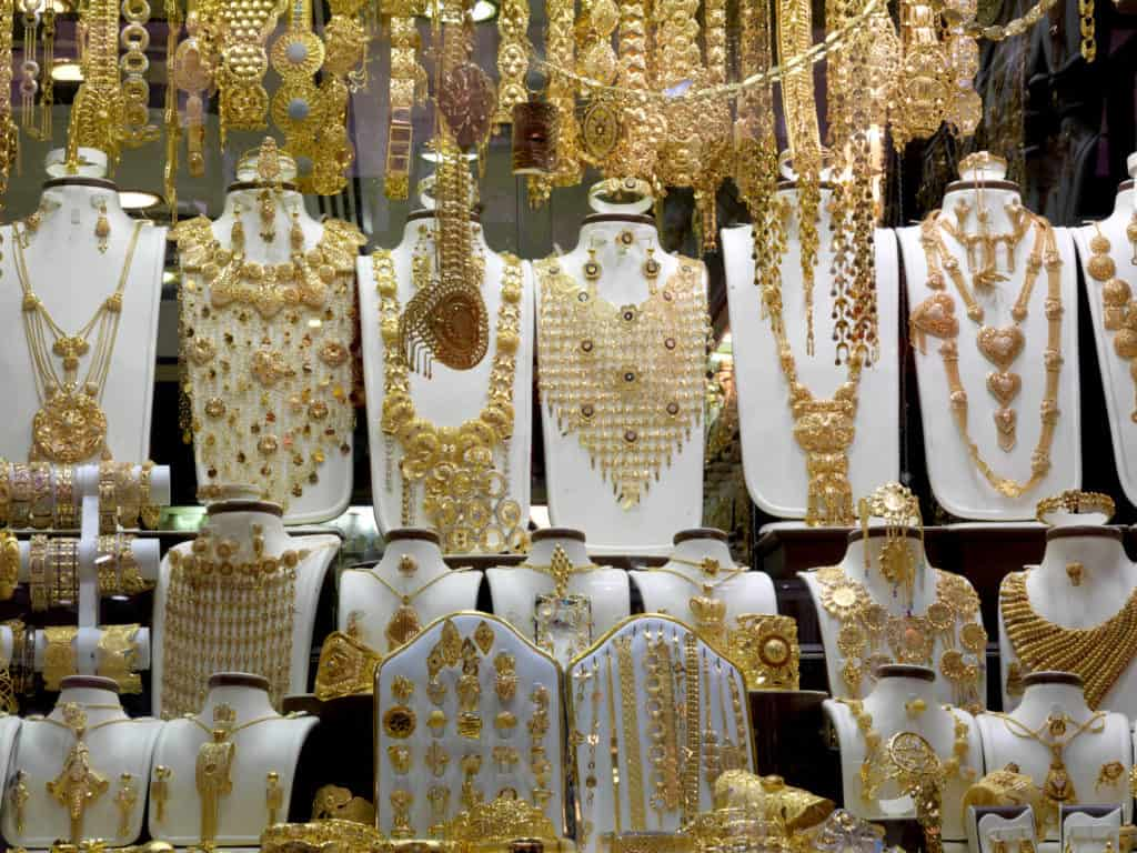 Dubai Shopping Goldsouk