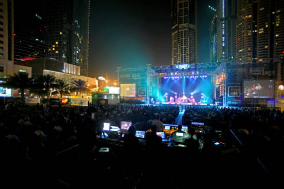 Dubai Events Jazz Festival