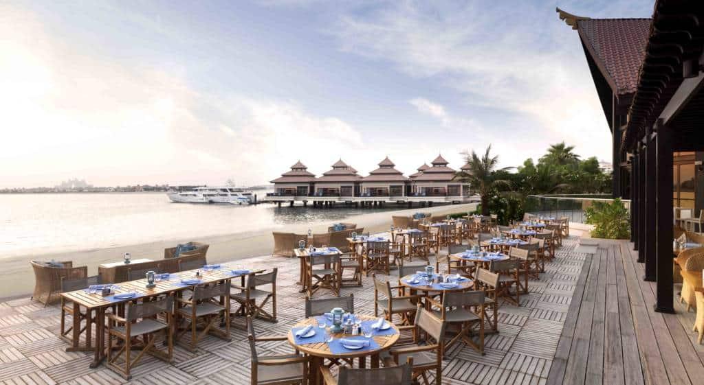 The Beach House Anantara The Palm