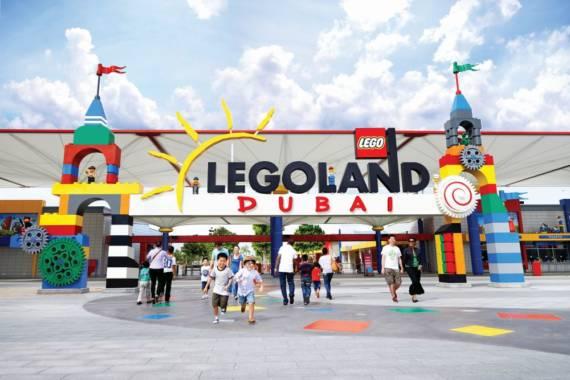Legoland Dubai kommt