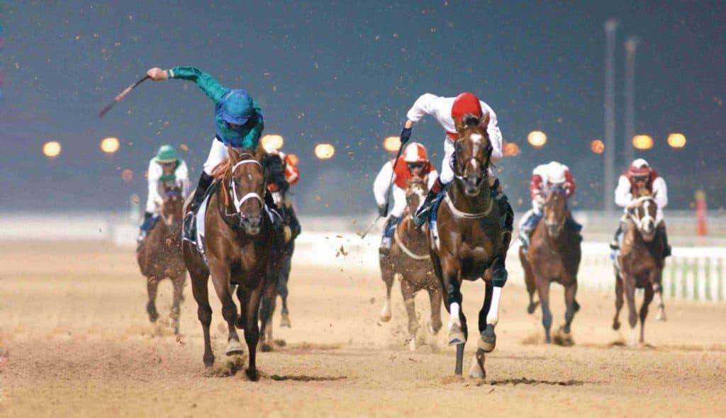 Dubai Sport Pferderennen