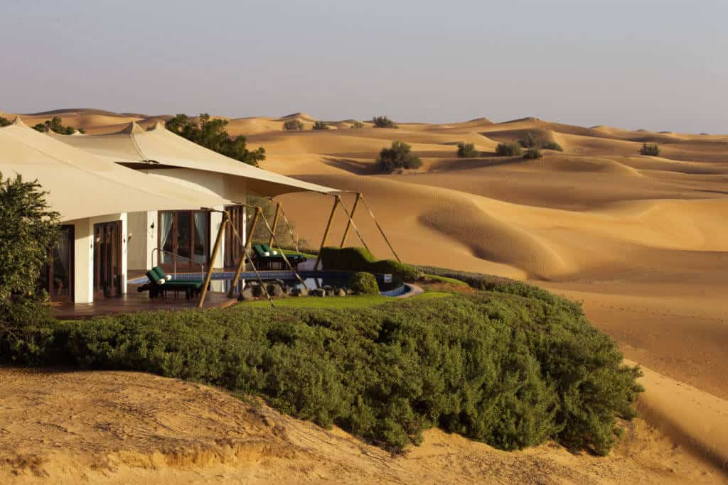 Al Maha Resort Luxuszelt