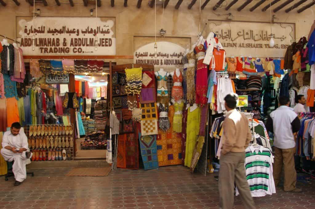 Dubai Textilsouk