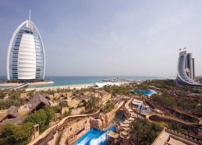 WildWadi Waterpark Dubai