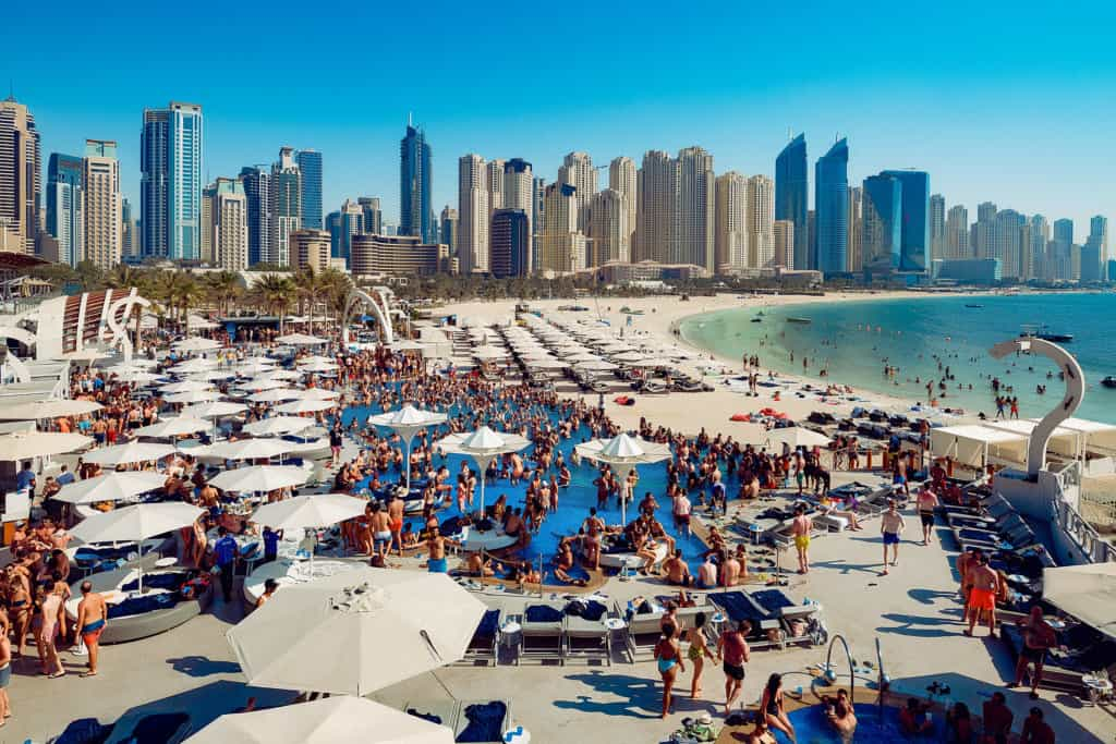 Club Beach Dubai
