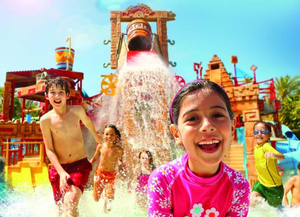 Dubai mit Kindern Urlaub