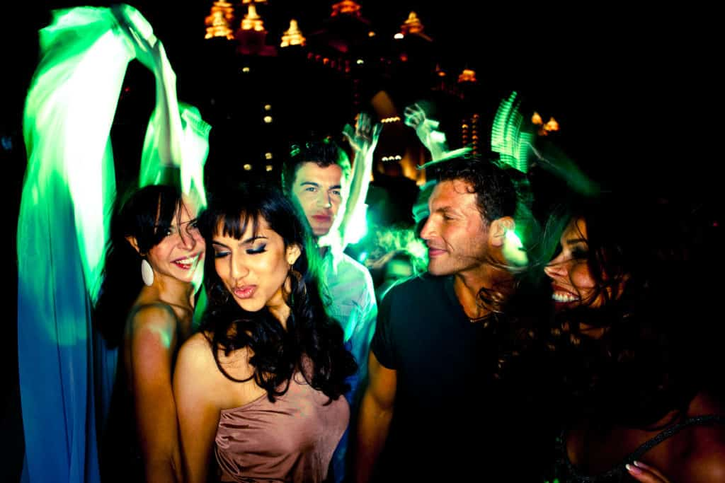 Dubai Nachtleben Club