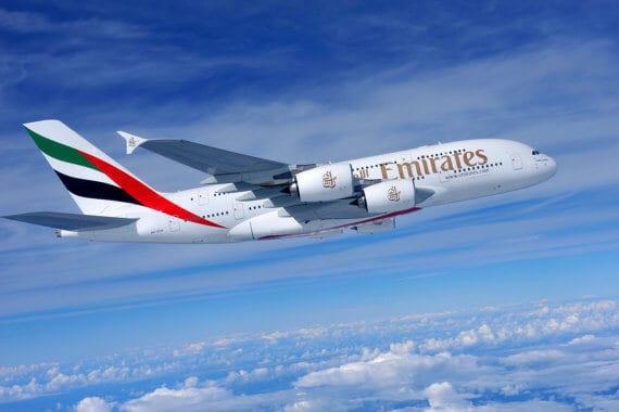 Emirates A380: Virtueller Rundgang