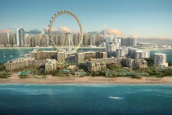 Dubai Eye: Weltgrößtes Riesenrad