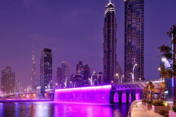 Dubai Water Canal: Neuer Wasserweg