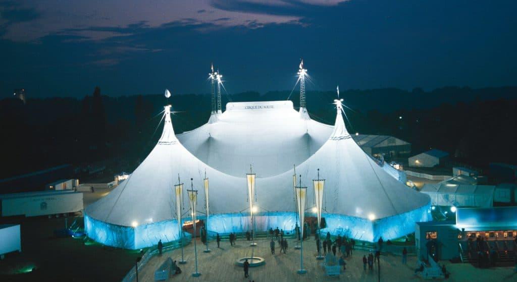 Marsa Al Arab Cirque de Soleil
