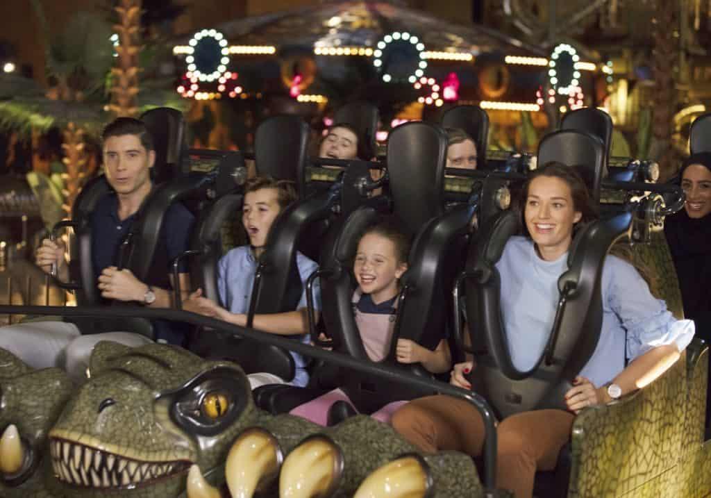 Dubai mit Kindern IMG Worlds of Adventure
