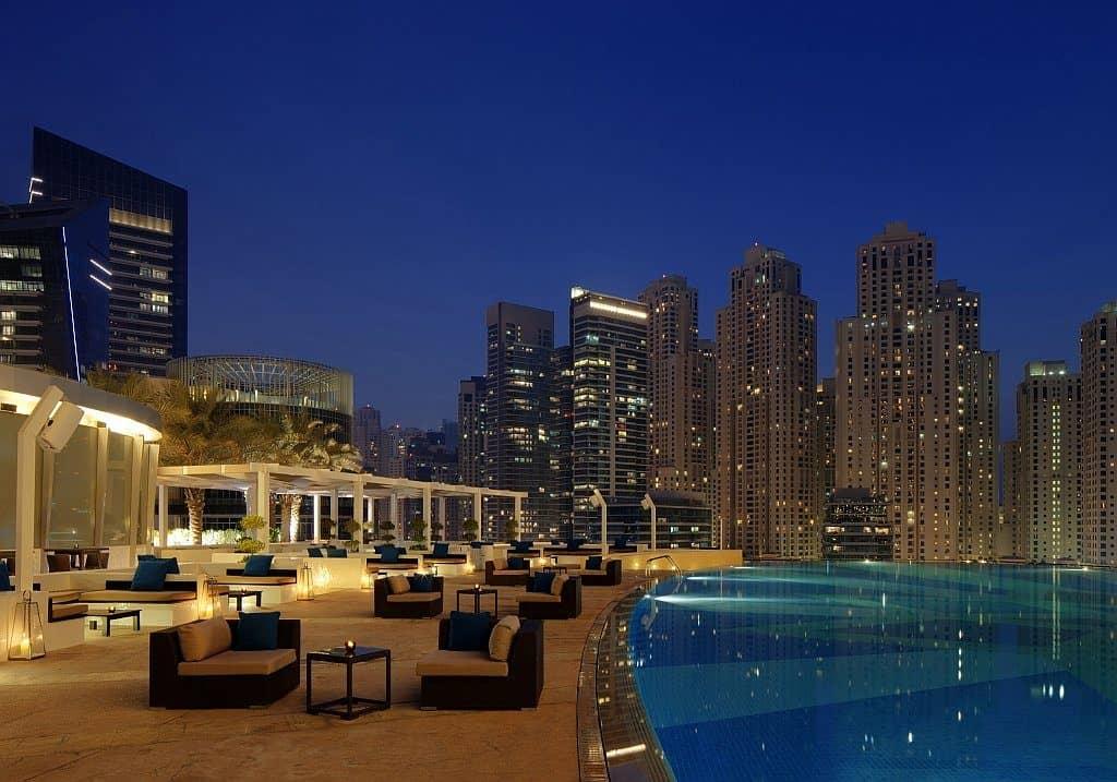 Restaurant Shades Dubai Marina