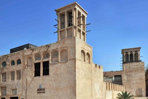 Eine Tour durch das historische Stadtviertel Al Fahidi