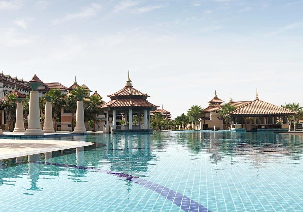 Spa Dubai Anantara Palm