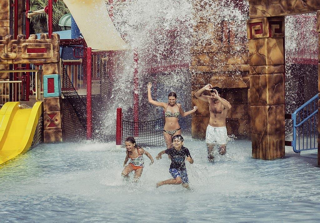 Wasserpark Dubai
